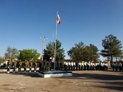 گزارش تصویری صبحگاه مشترک نیروهای مسلح در اقلید
