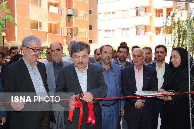 بهرهبرداری از 3300 مسکن مهر فارس با حضور با حضور قائم مقام وزیر راه
