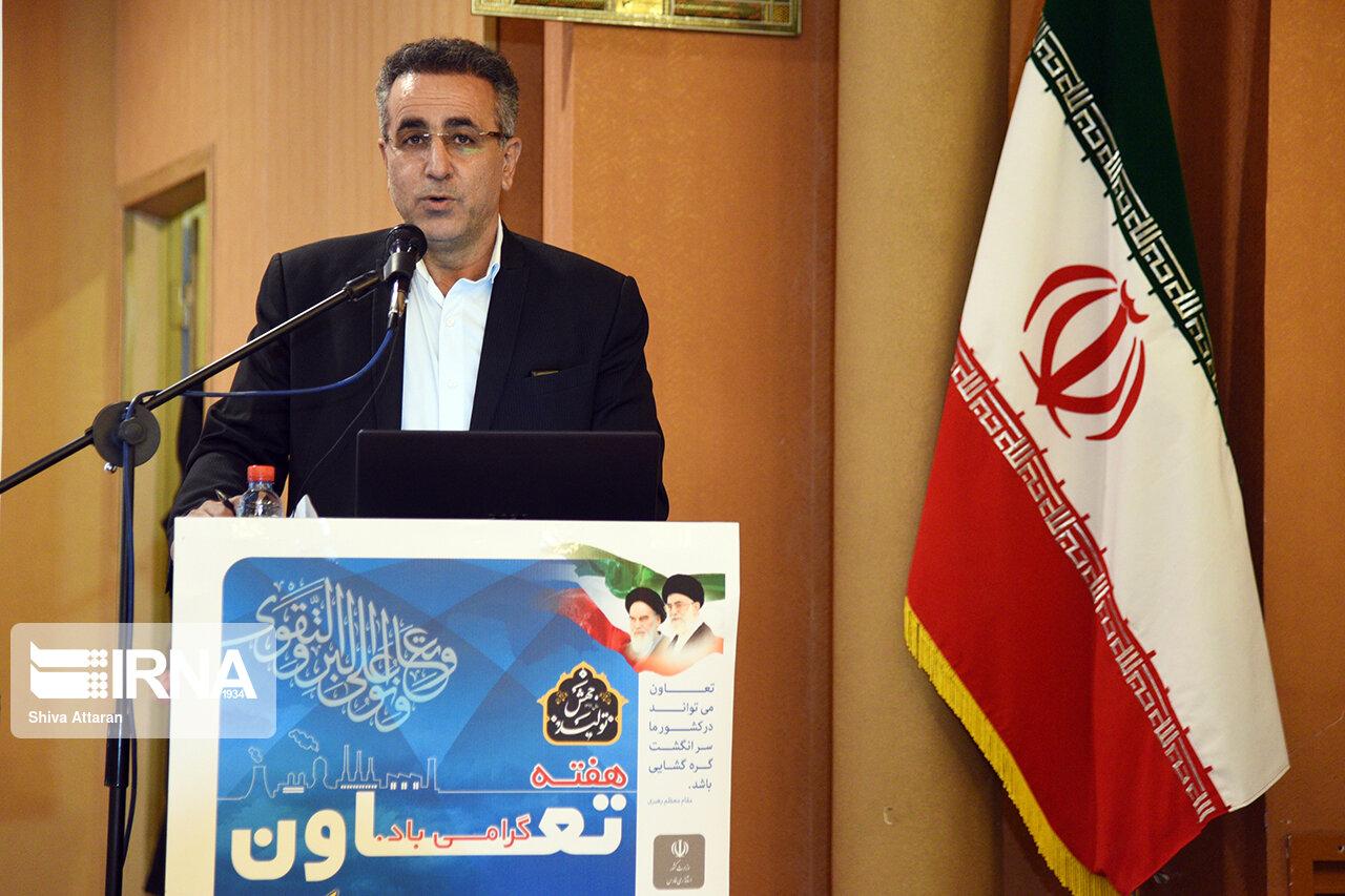 تشکیل ۲۳۰۵ تعاونی ظرف هفت سال گذشته در فارس