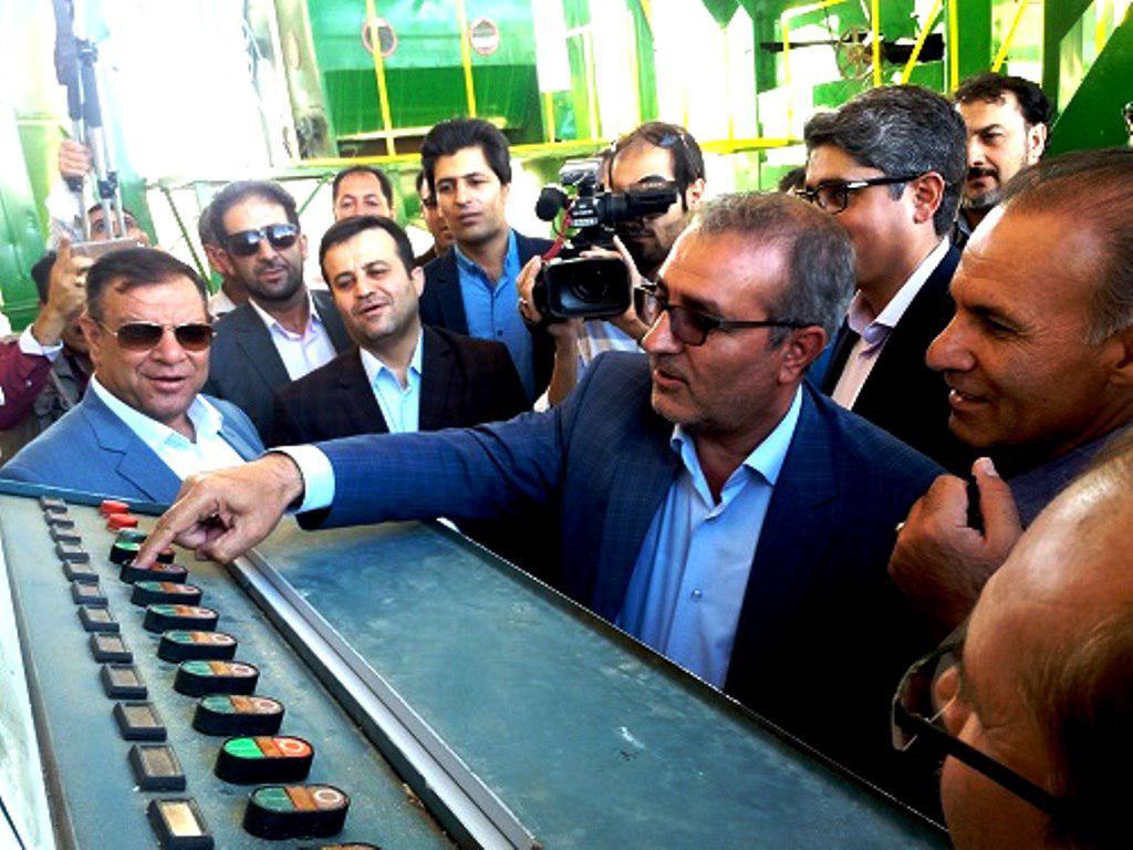 30 طرح تولیدی و عمرانی، رهاورد هفته دولت در شهرستان اقلید
