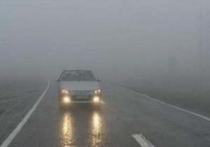 جادههای فارس لغزنده است/تردد روان است