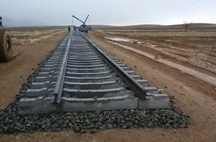 22 کیلومتر از راهآهن یاسوج- اقلید در حال احداث است/پیشرفت 60 درصدی در این فاز از راهآهن