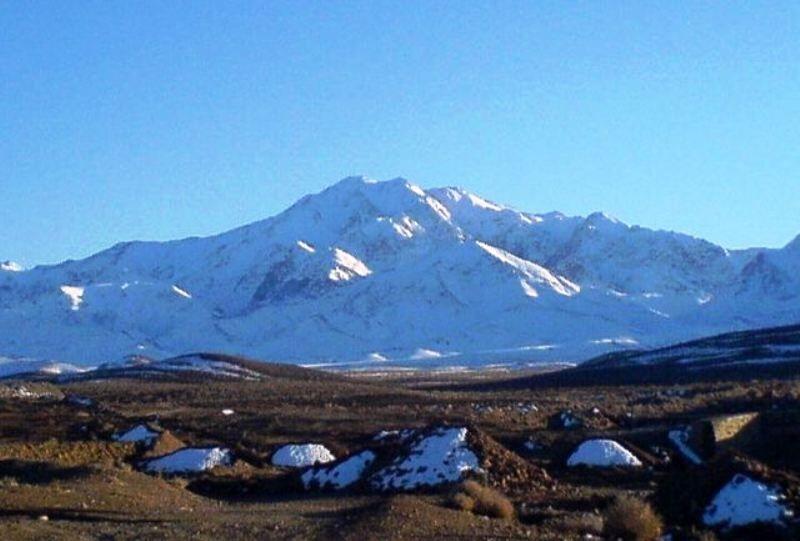 سند بخشی از مرتفع ترین قله فارس به نام دولت صادر شد
