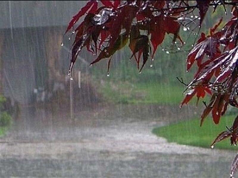 بیشترین میزان بارش فارس در اقلید ثبت شد