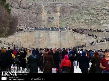 یادمان های تاریخی و جهانی فارس میزبان میهمانان نوروزی