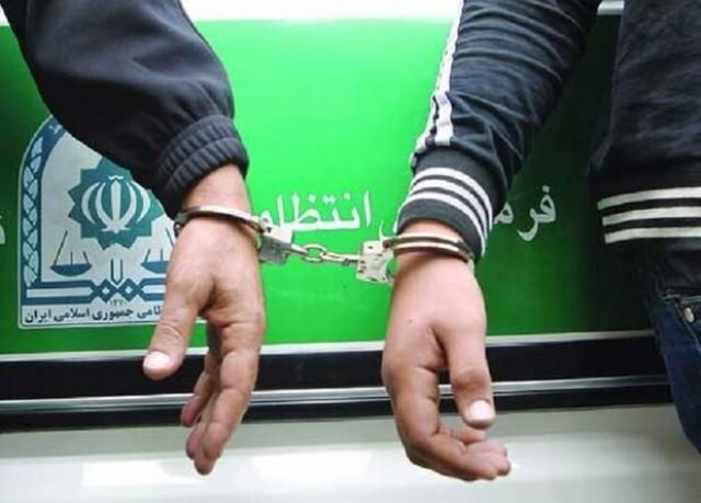 دستگیری بیش از ۵۰ نفر خرده فروش مواد مخدر و معتاد