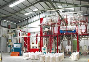 راه اندازی مجدد کارخانه آرد اقلید
