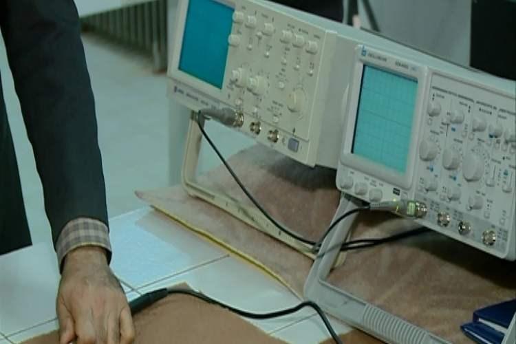 نمونه آزمایشگاهی «تکنولوژی عبور صوت از بدن» ساخته میشود
