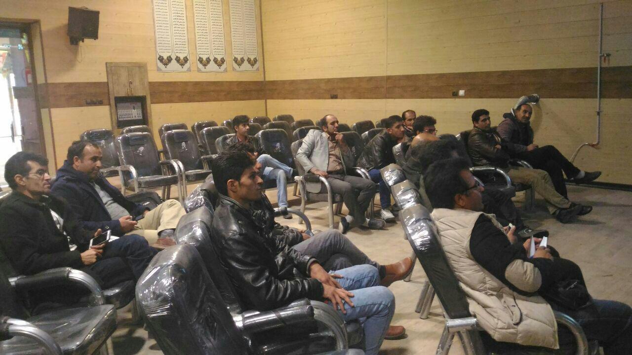 برگزاری کلاس مبحث ۱۷ سازمان نظام مهندسی در اقلید