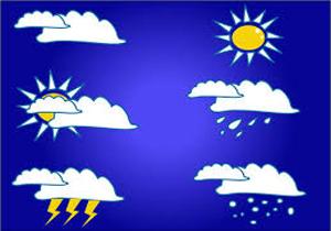 اعلام میزان بارندگی در مناطق مختلف استان