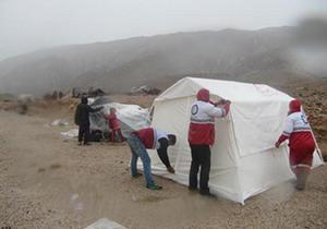 اسکان 250خانوار در بحران نخست بارندگی فارس