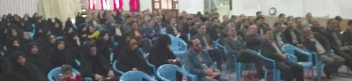 برگزاري گردهمايي ائمه ي جماعات فرهنگي مدارس درمحل بيت العباس (ع)