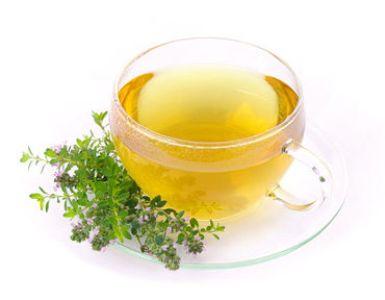 هر صبح؛ یک فنجان چای آویشن بنوشید