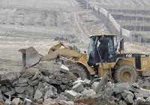 رفع تصرف 15 هکتار از زمین های ملی