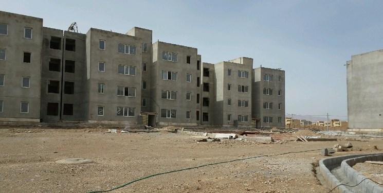 تحویل 64 واحد از پروژه مسکن مهر اقلید در اوایل خردادماه امسال