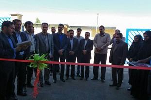 کلنگ زنی و بهرهبرداری از 5 پروژه صنعتی در اقلید