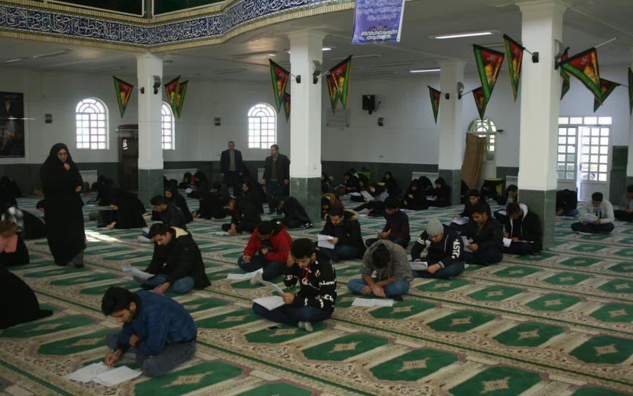 برگزاری بیست و پنجمین دوره مسابقات قرآن و عترت