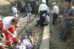 عملیات خرابکاری افراد ناشناس در کارگاه راهآهن ابرکوه متوقف شد
