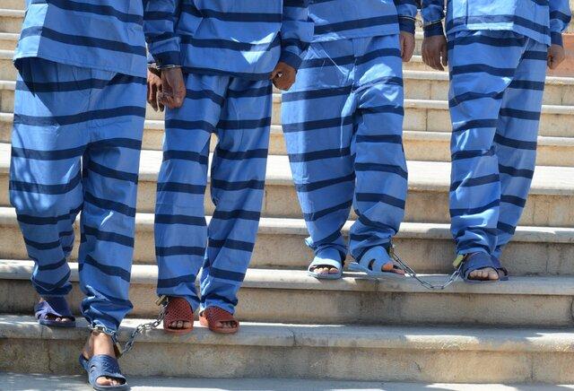 سارقان احشام در دام پلیس آگاهی فارس
