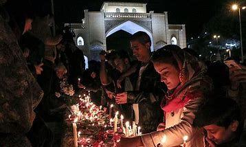 فارسی ها بر فراز قله همدلی