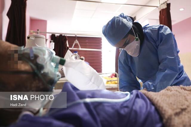 روزانه ۱۲۰ کرونایی در بیمارستانهای فارس پذیرش میشوند