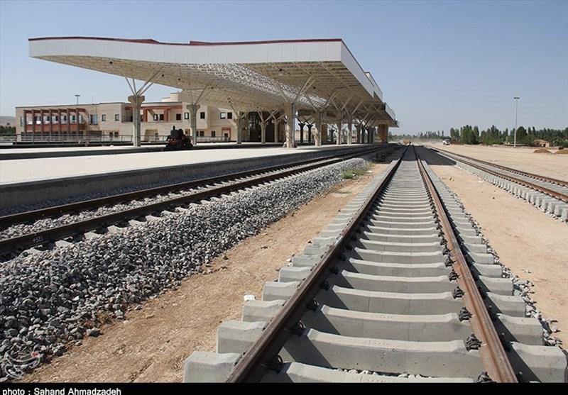 آغاز ساخت ایستگاه راه آهن یزد - اقلید