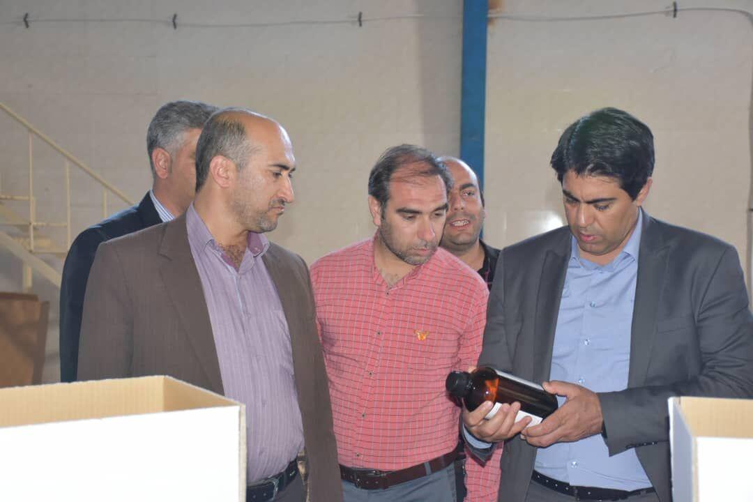 تولید الکل اتانول در فارس روزانه ۱۳ هزار لیتر است