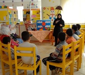 مربیان برگزیده قصه گویی کانون پرورش فکری کودکان و نوجوانان استان فارس معرفی شدند