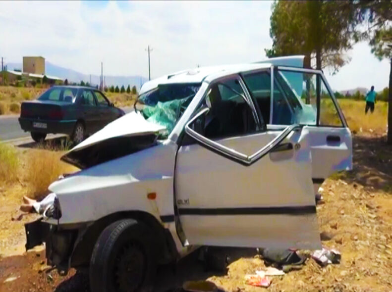 پنج نفر در مدت چهارماه ۹۹ در حوادث رانندگی اقلید به سورمق جان باختند