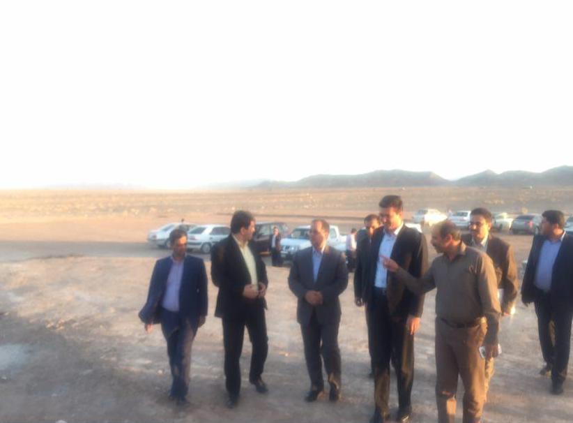 تاکید معاون وزارت راه و شهرسازی در تسریع ساخت راه آهن یزد به فارس