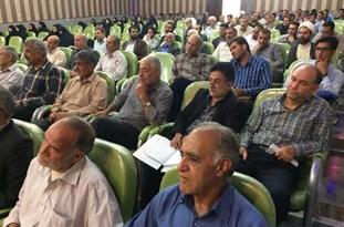 برگزاری دومین انتخابات هیأت رئیسه مجمع عالی بسیج شهرستان اقلید