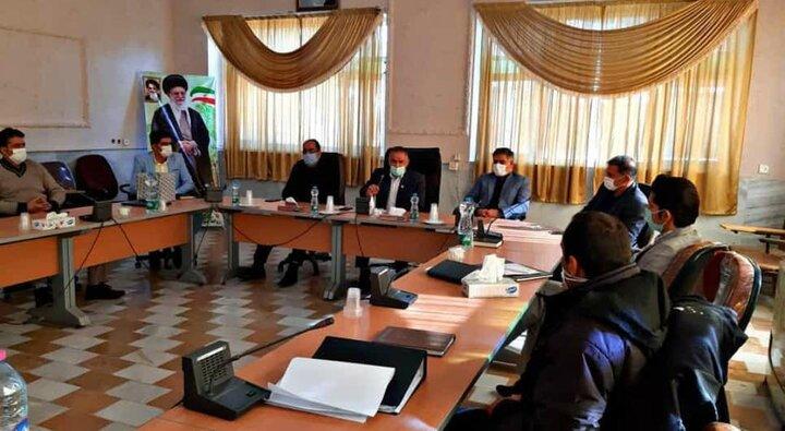 جلسه هم اندیشی متولیان کاراته شهرستان اقلید برگزار شد