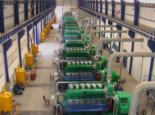 تولید برق از نیروگاههای مولد مقیاس کوچک در شهرکهای صنعتی فارس