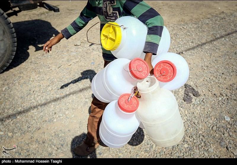 گلایه مردم نظامآباد از قطعی آب در این روستا؛ داشتن یک ساعت آب در روز
