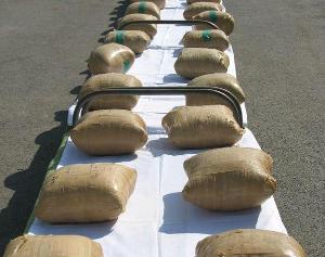 کشف بیش از ۱۲۰ کیلو تریاک در فارس