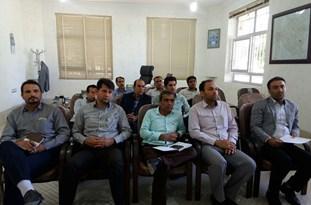 برگزاری نخستین جلسه رابطان اجرایی منطقه یک مجمع خیرین آبرسان استان فارس