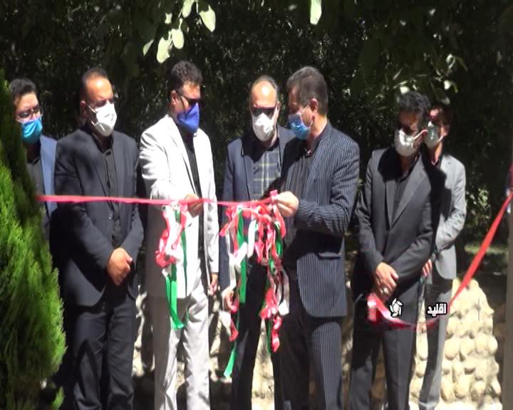 افتتاح طرح های عمرانی در اقلید