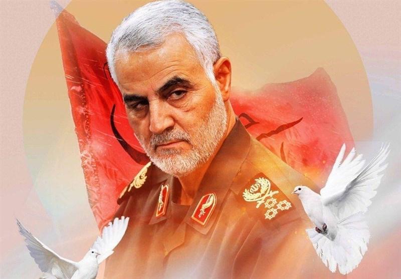 نام سردار ملی بر میدان ورودی شهر اقلید