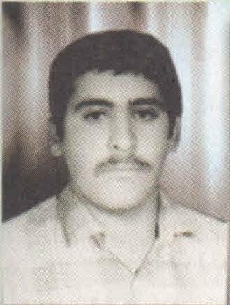 پاسدار وظیفه شهید محمد شاه بیژنی